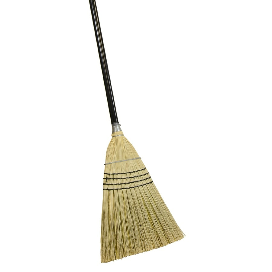 Quickie - Clean Results Corn Stiff Upright Broom