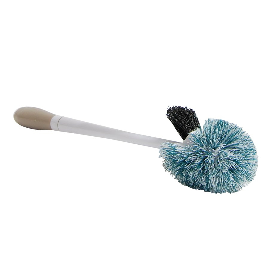 Quickie Clean Results Poly Fiber Toilet Brush At Lowes Com