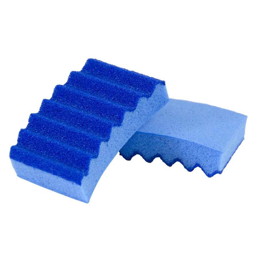 LYSOL 2-Pack Polyurethane Sponge with Scouring Pad