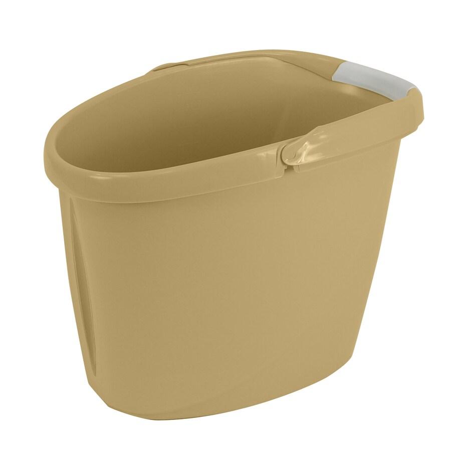 Quickie - Peabody & Paisley 3-Gallon Plastic All-Purpose Bucket