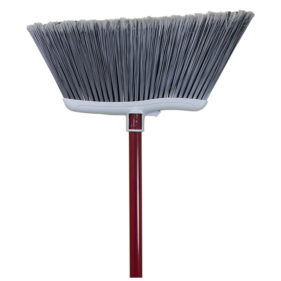 Quickie - Clean Results Poly Fiber Soft Upright Broom
