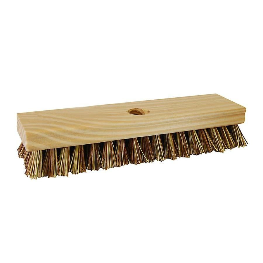 Blue Hawk 8-in Deck Brush