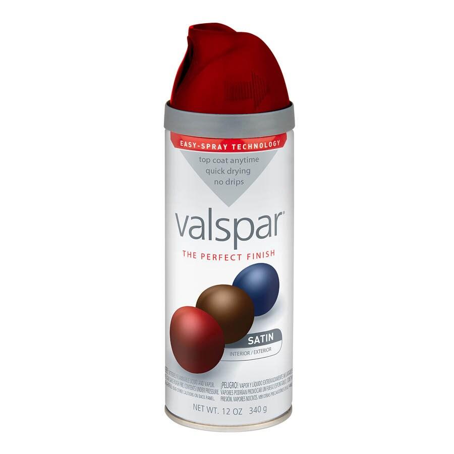 Valspar Royal Garnet Enamel Spray Paint (Actual Net Contents: 12-oz)