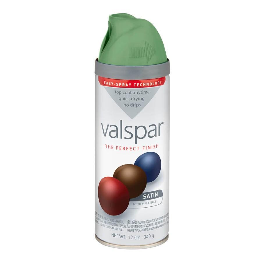 Valspar Leafy Rise Enamel Spray Paint (Actual Net Contents: 12-oz)