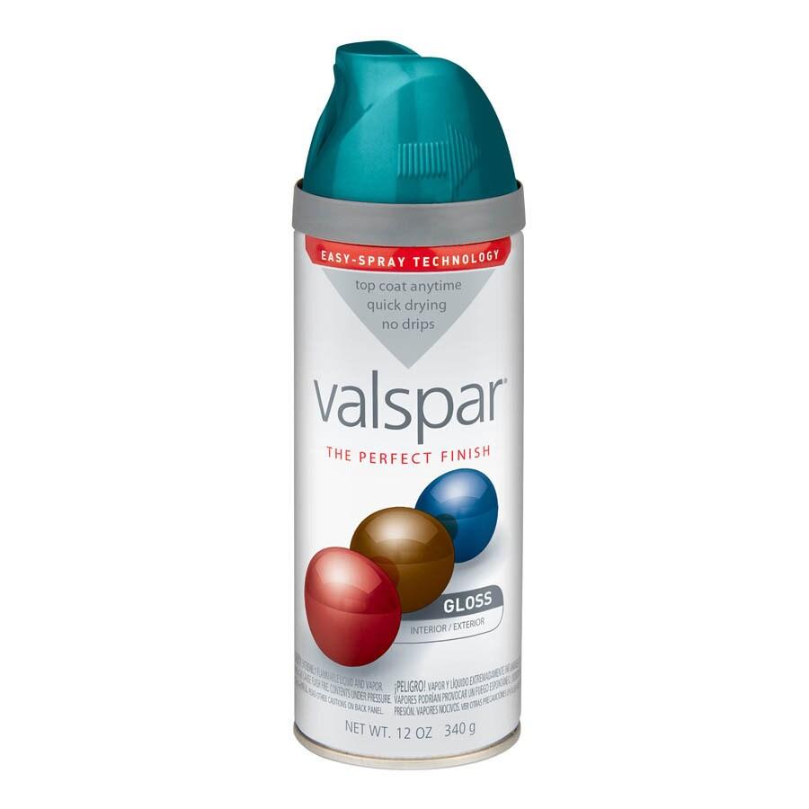 Valspar Tropical Oasis Enamel Spray Paint (Actual Net Contents: 12-oz)