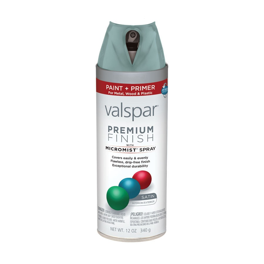 Shop valspar secluded garden indoor outdoor spray paint at for Valspar com virtual painter