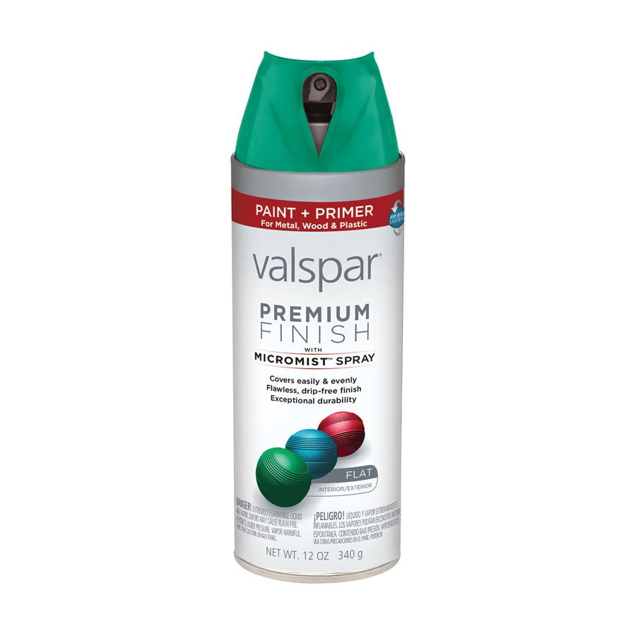 Shop valspar tropical rain forest indoor spray paint at for Valspar com virtual painter