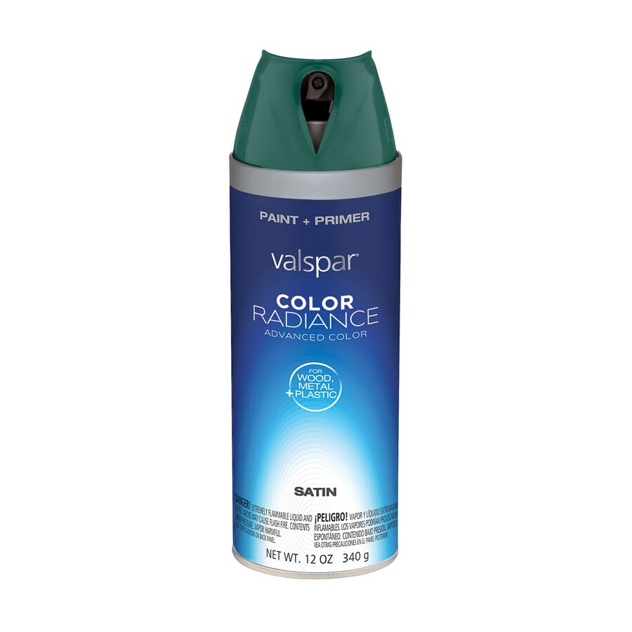 Valspar Moonlit Surf Indoor Spray Paint