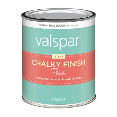 Tintable Chalky Paint Actual Net Contents 29 Oz