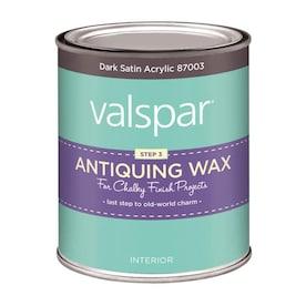 Valspar Dark Antiquing Furniture Wax (16-fl oz)