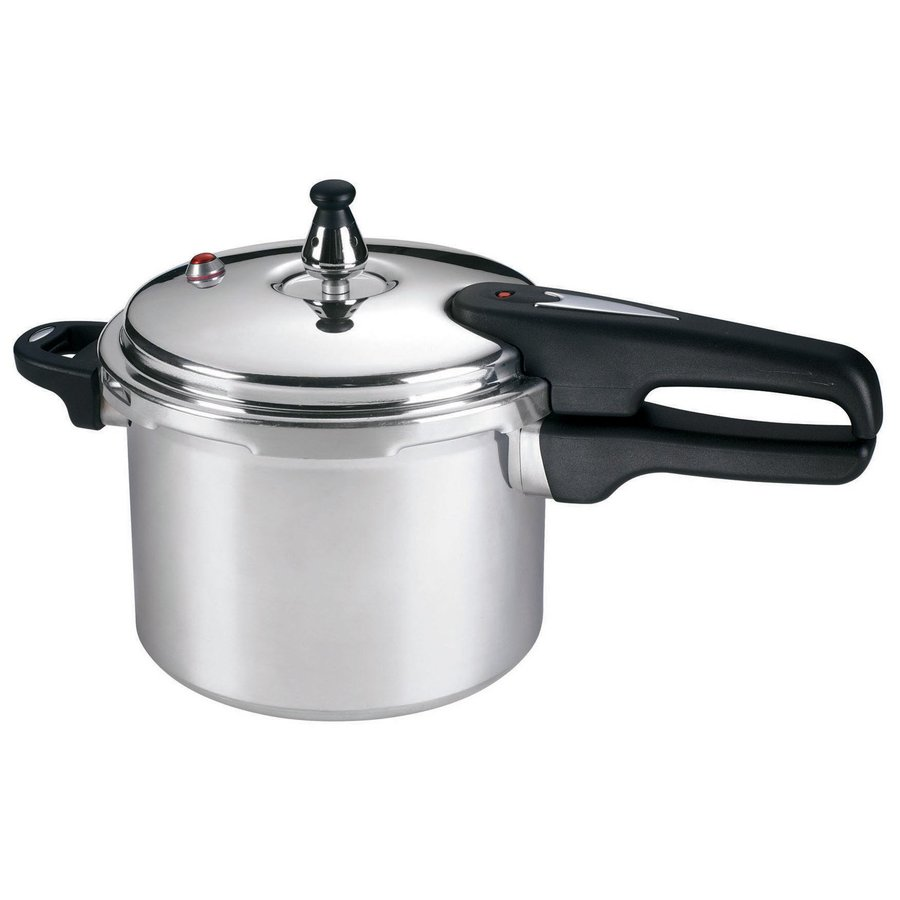 Mirro 4-Quart Aluminum Stove-Top Pressure Cooker