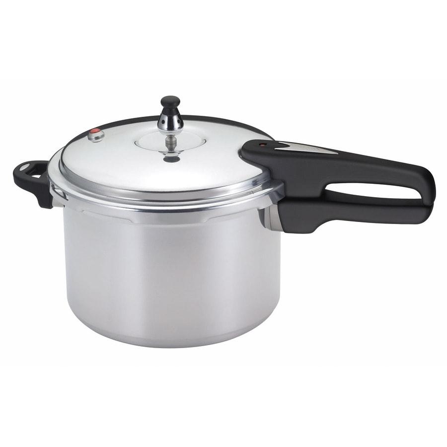 Mirro 8-Quart Aluminum Stove-Top Pressure Cooker