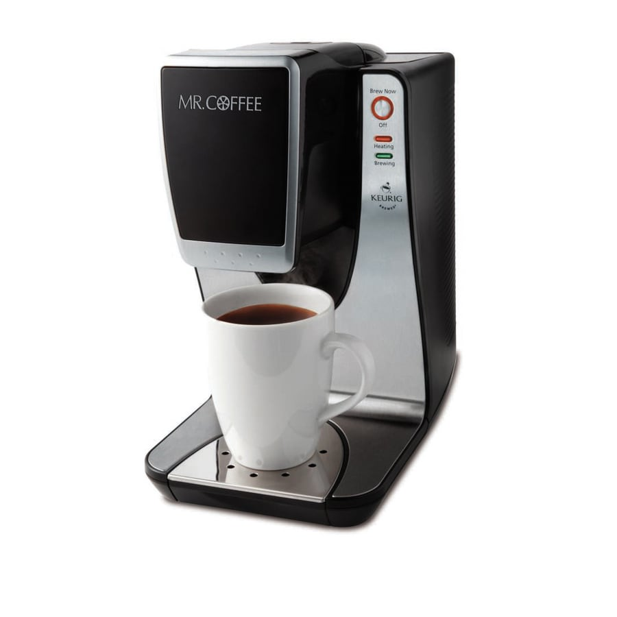 Shop Mr Coffee Single Serve Coffee Maker At Lowes Com