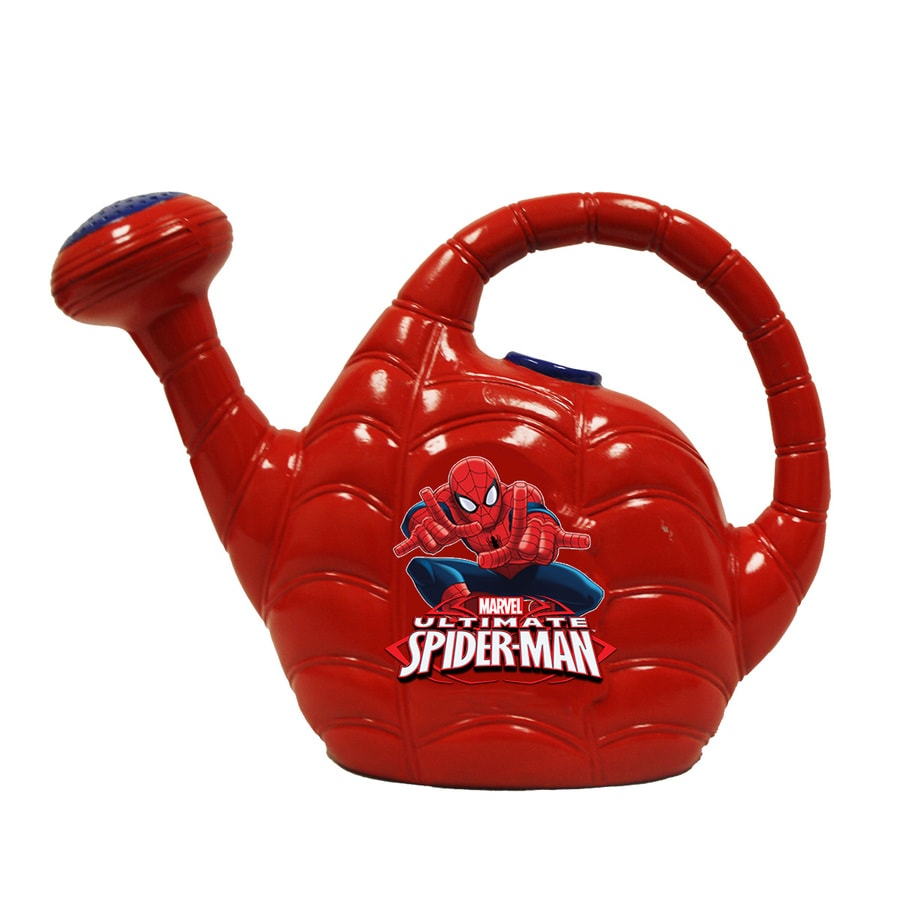 MidWest Quality Gloves, Inc. Marvel 0.5-Gallon Plastic Children's Watering Can