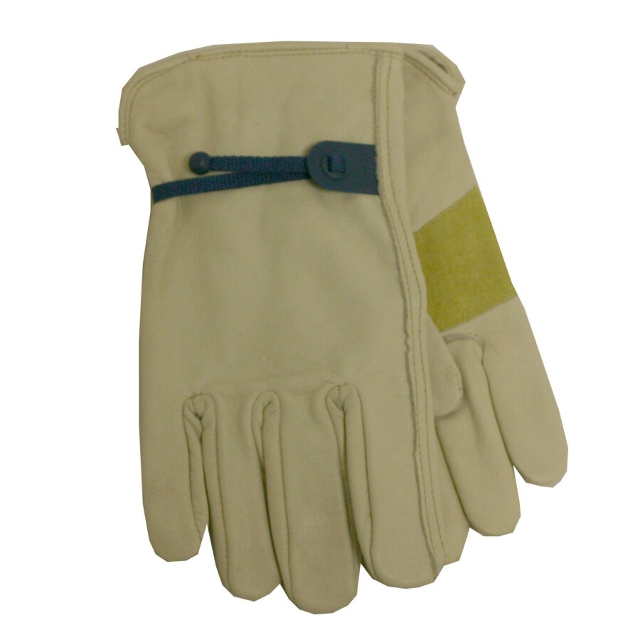 MidWest Quality Gloves, Inc. Smooth Grain Cowhide Size: X-Large