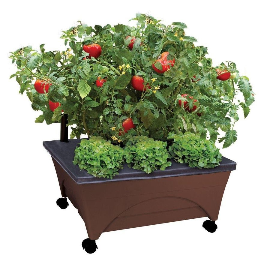 Shop planters stands window boxes at lowes display product reviews for 20 in w x 24 in l x 10 workwithnaturefo
