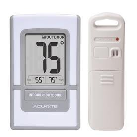 how to set an acurite wireless thermometer