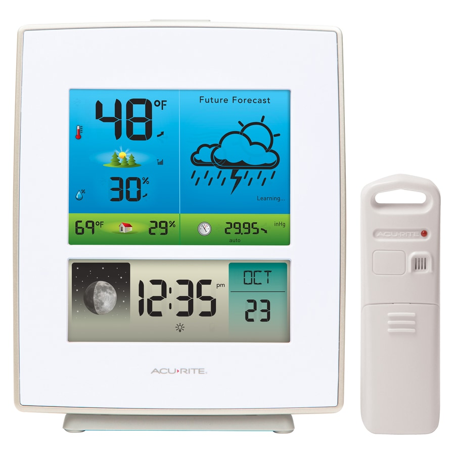 Acurite Digital Weather Station Wireless Outdoor Sensor At