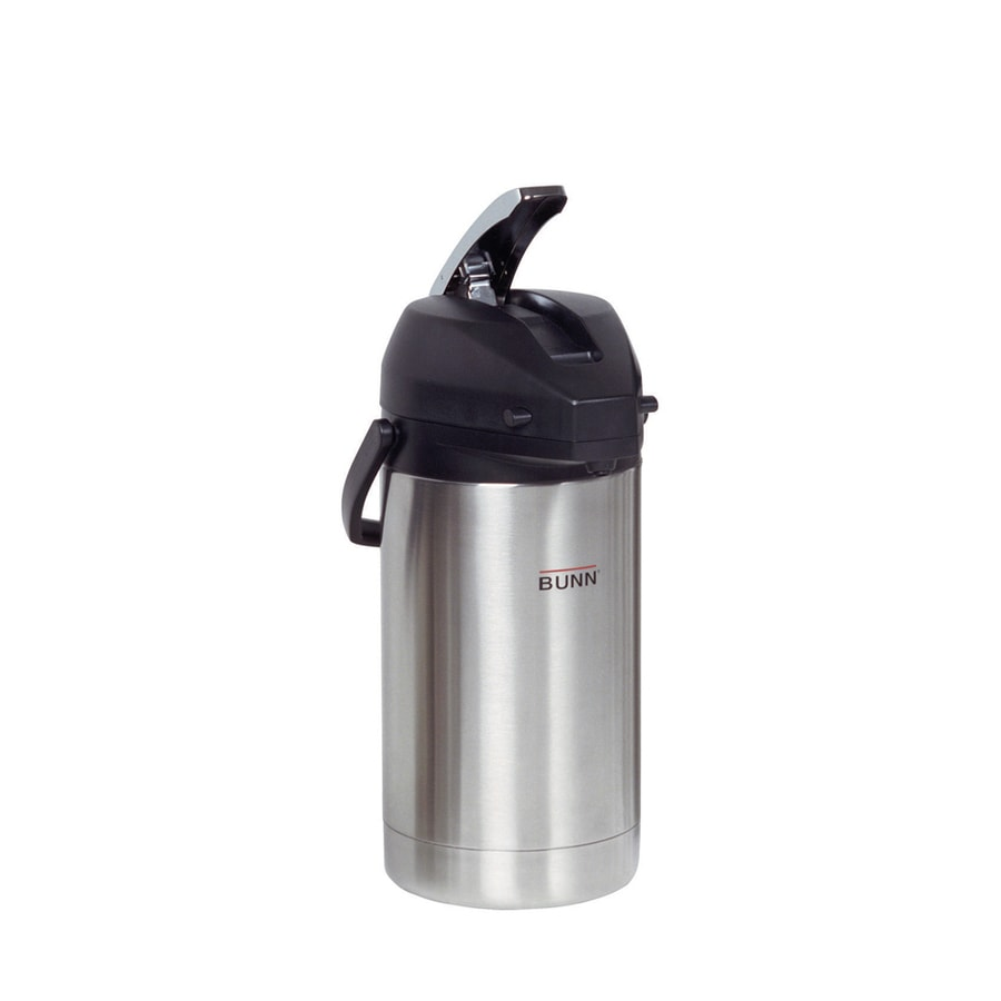 BUNN Stainless Steel Coffee Maker Carafe