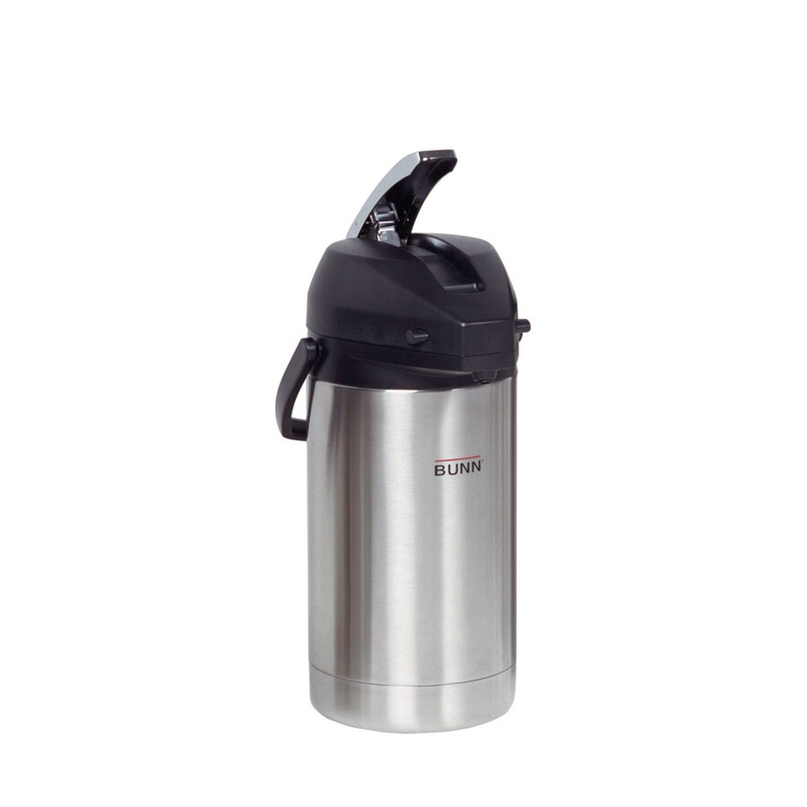 Coffee Maker Stainless Carafe : Shop BUNN Stainless Steel Coffee Maker Carafe at Lowes.com
