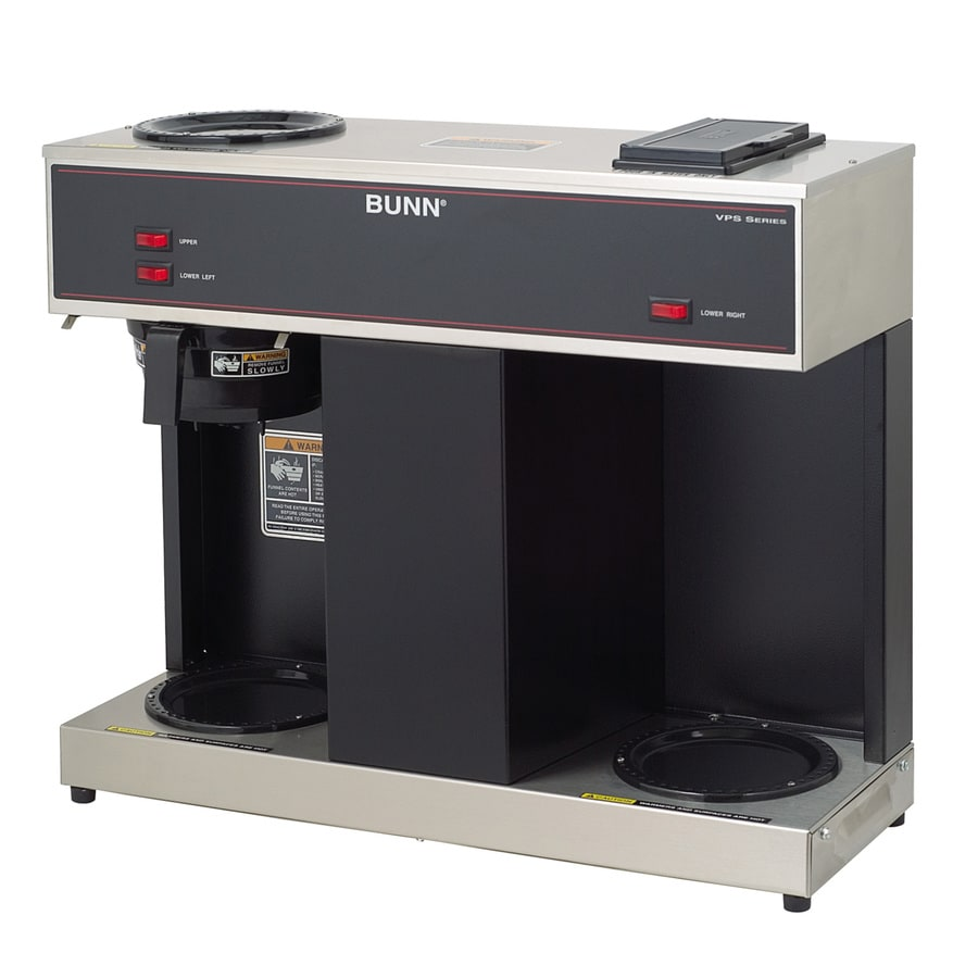BUNN VPS 12-Cup Stainless Steel Commercial Coffee Maker