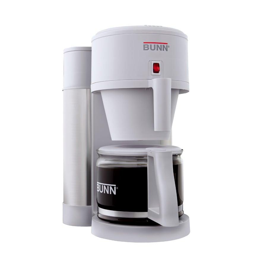 Bunn Coffee Maker White