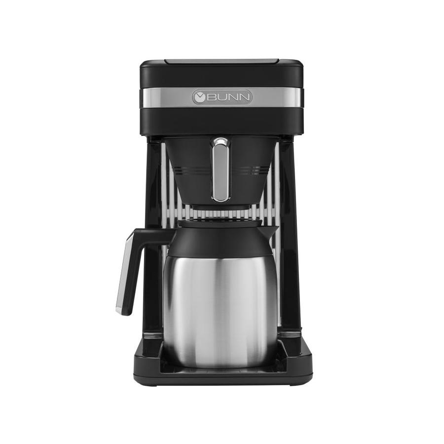 BUNN Speed Brew 10-Cup Black Coffee Maker at Lowes.com