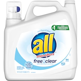 all Free and Clear 141-oz
