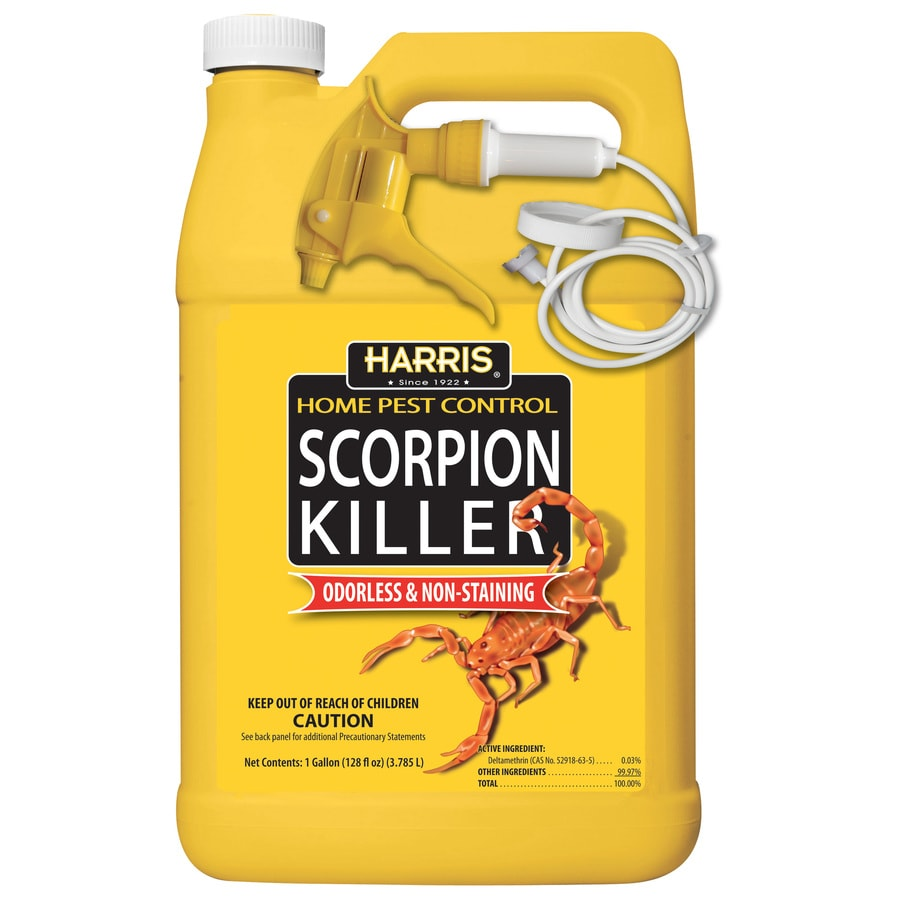 Harris Home Pest Control 128-oz Scorpion Killer
