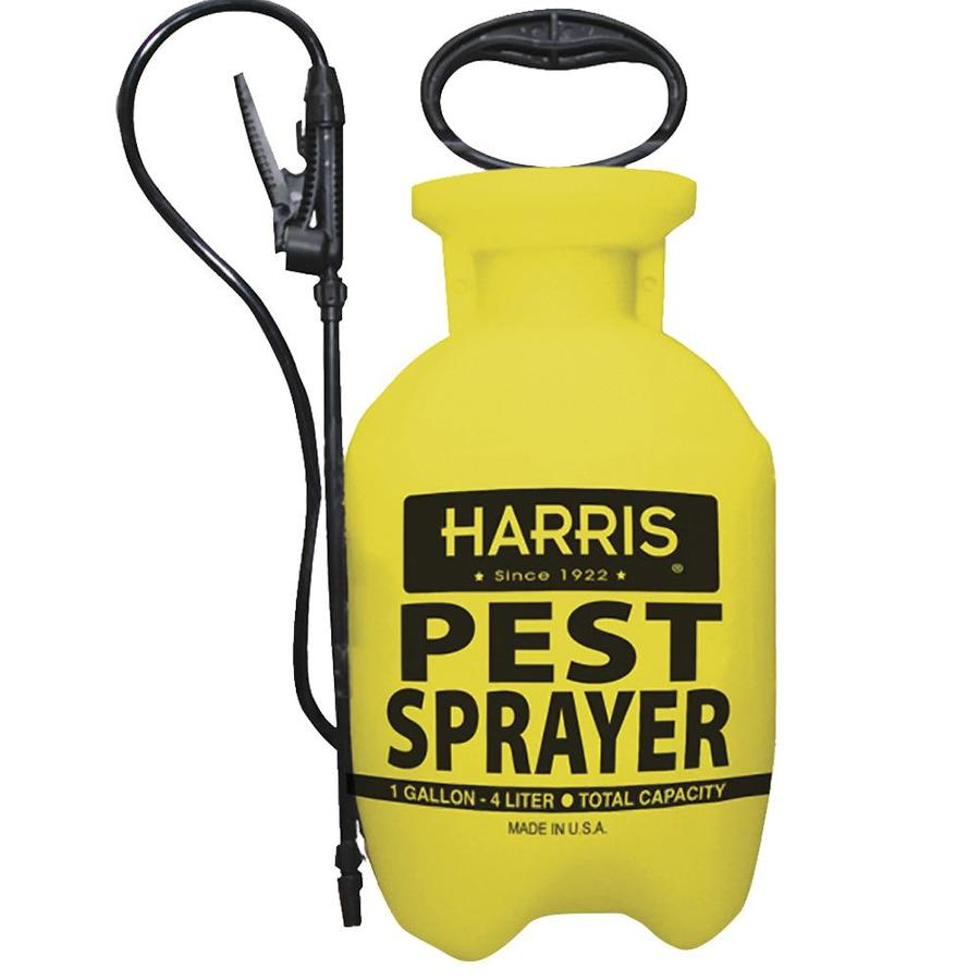 Harris 1 Gallon Plastic Tank Sprayer At Lowes Com