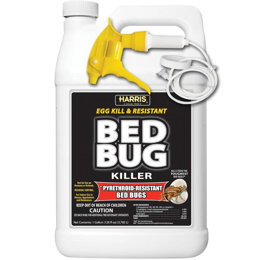 Harris 128-fl oz Bed Bug Killer
