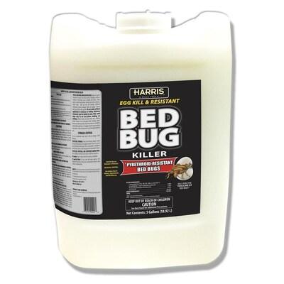 Harris Pro 5-Gallon Bed Bug Killer at Lowes com