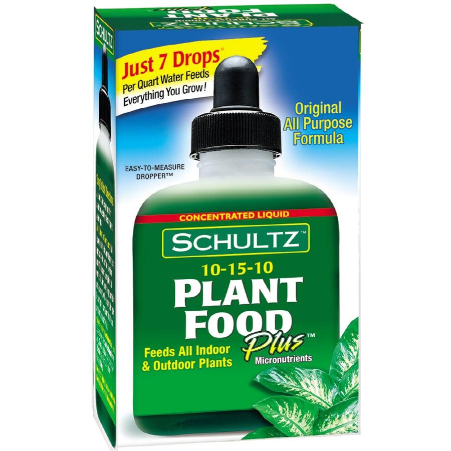 Schultz 4-fl oz Flower and Vegetable Plant Food