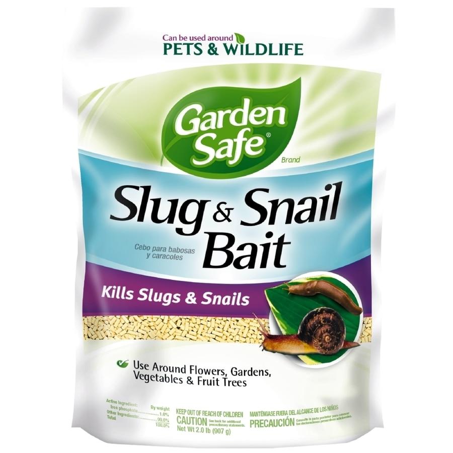 Garden Safe Slug and Snail 2 Pound(s) Snail and slug killer