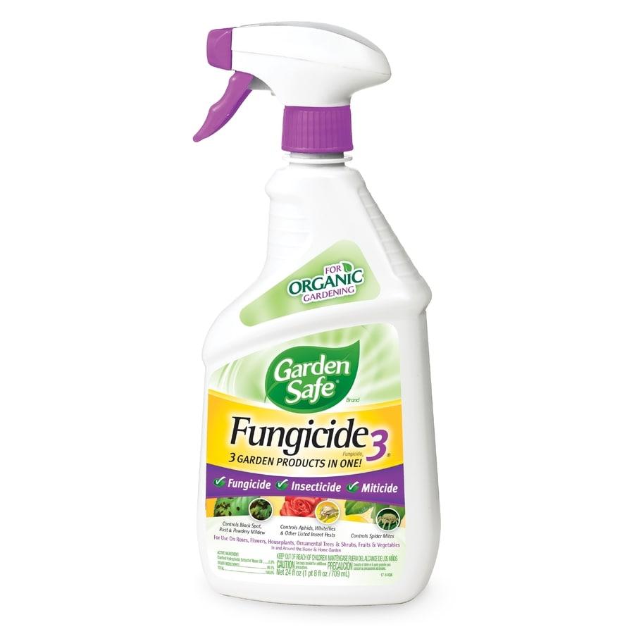 shop garden safe fungicide 3 garden insect killer at