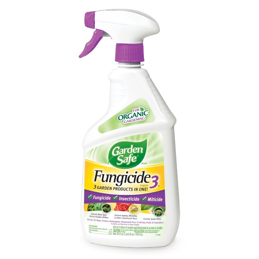 Garden Safe 24 Oz. Ready-to-Use Fungicide 3