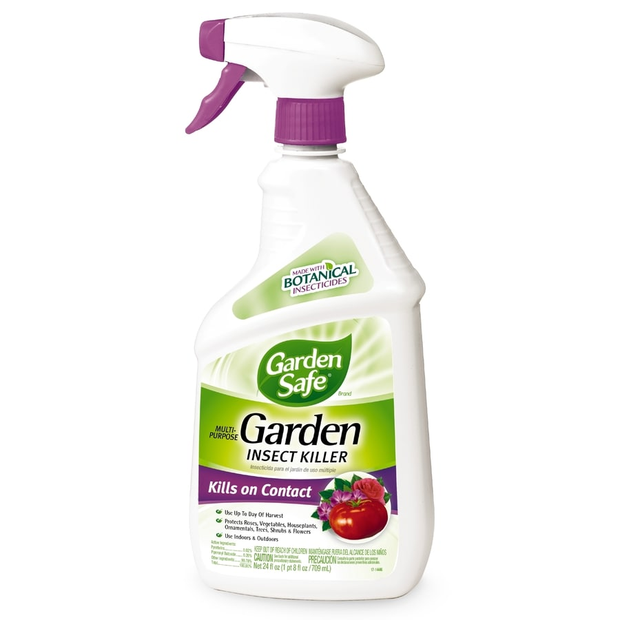 Garden Safe 24 Oz. Multipurpose Garden Insect Killer