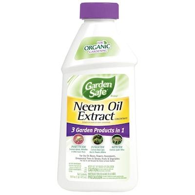 Garden Safe Brand Neem Oil 1-Count 16-fl oz Concentrate