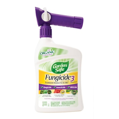 Garden Safe Brand Fungicide3 28-fl oz Concentrate Insect