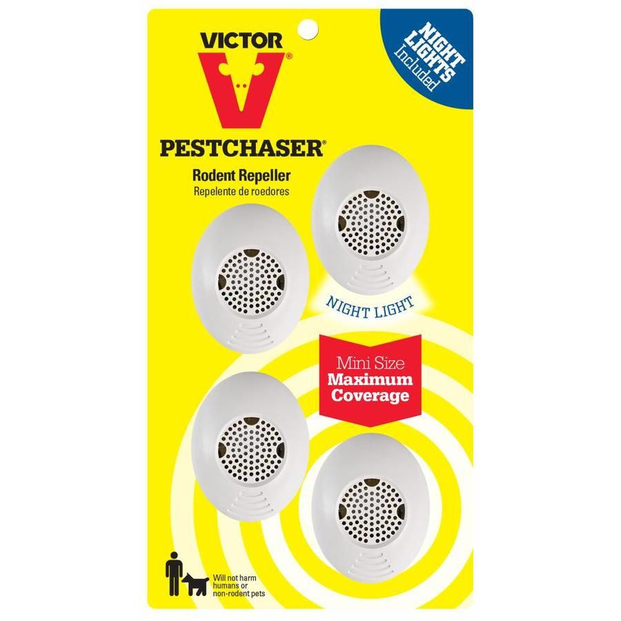 Victor 4-Count Rodent Repeller