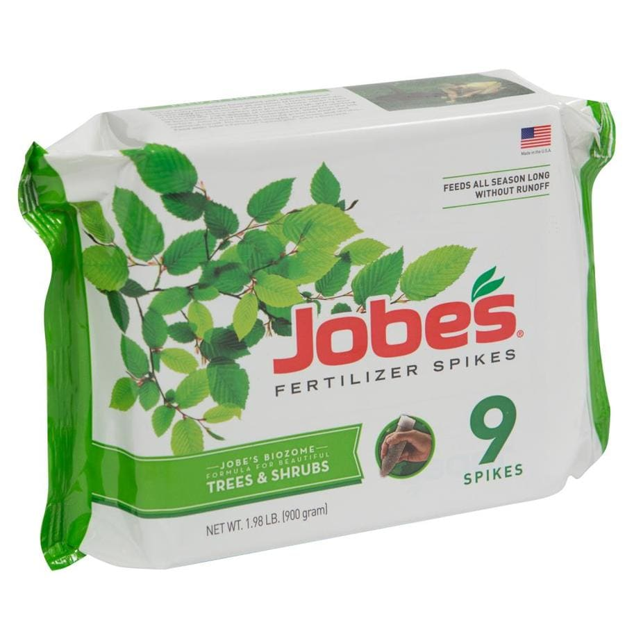 Jobe's 9-Count Tree and Shrub Food (15-3-3)