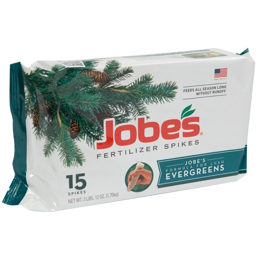 Jobe's 15-Count Tree and Shrub Food (13-3-4)