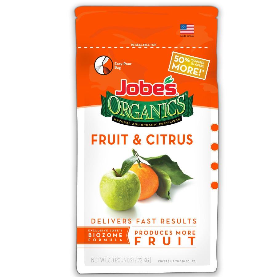Jobe's Organics 6-lb Tree and Shrub Food