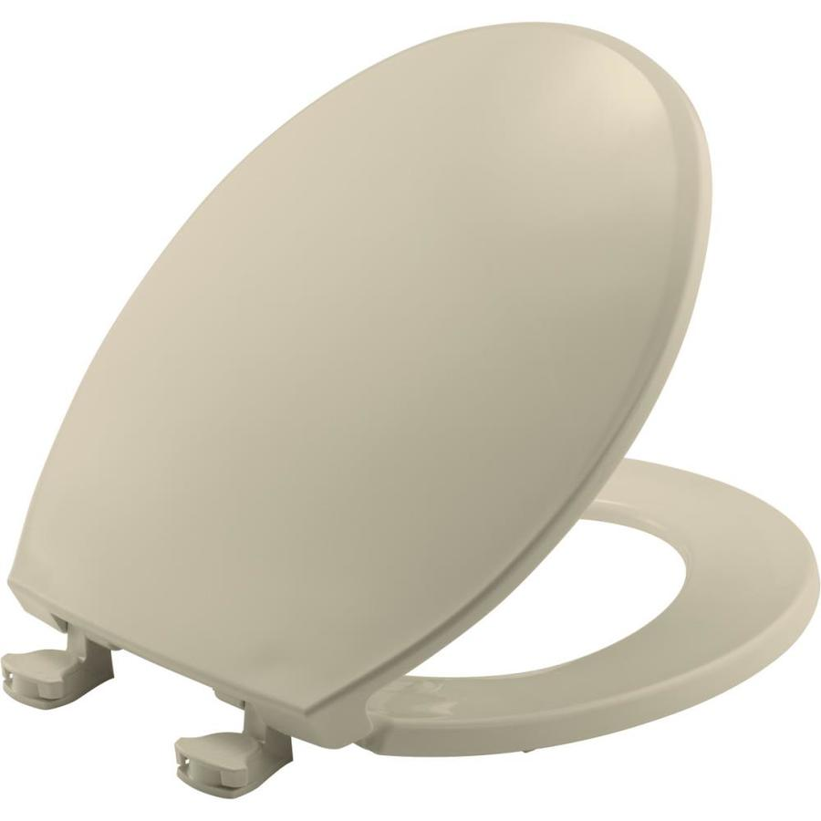 Bemis Lift-Off Plastic Toilet Seat