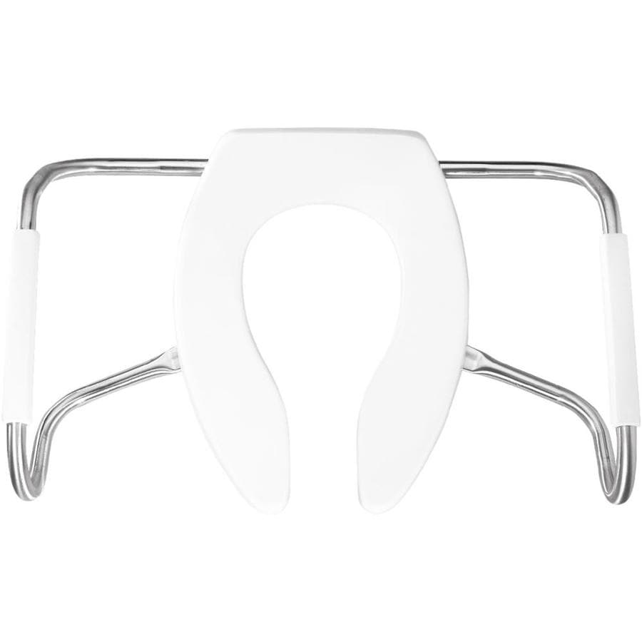 Bemis Medical Assistance Plastic Toilet Seat