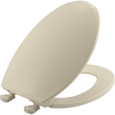 Fabulous Lift Off Plastic Elongated Toilet Seat Creativecarmelina Interior Chair Design Creativecarmelinacom