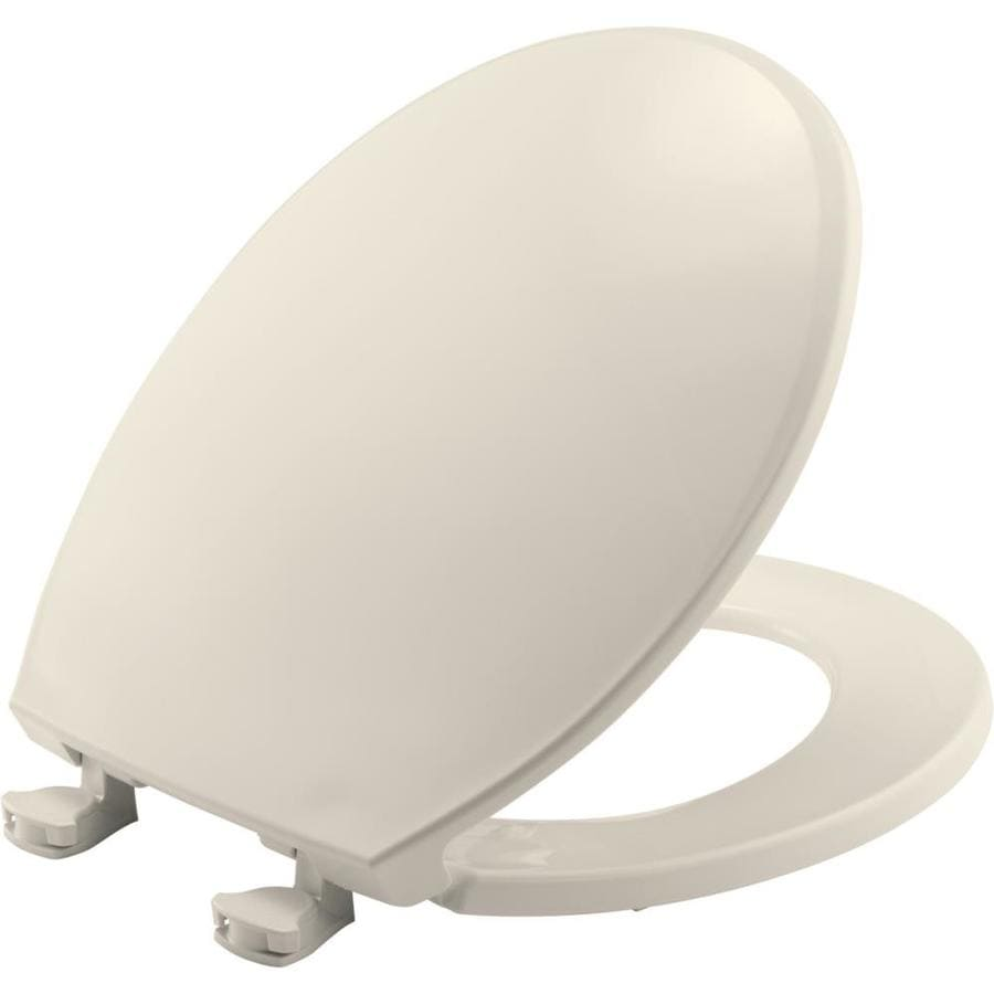 Bemis Lift-Off Plastic Toilet Seat