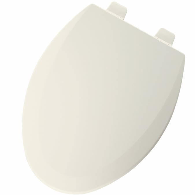 Bemis Lift Off Bone Elongated Toilet Seat In The Toilet Seats Department At Lowes Com