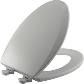 Marvelous Gray Elongated Toilet Seats At Lowes Com Machost Co Dining Chair Design Ideas Machostcouk