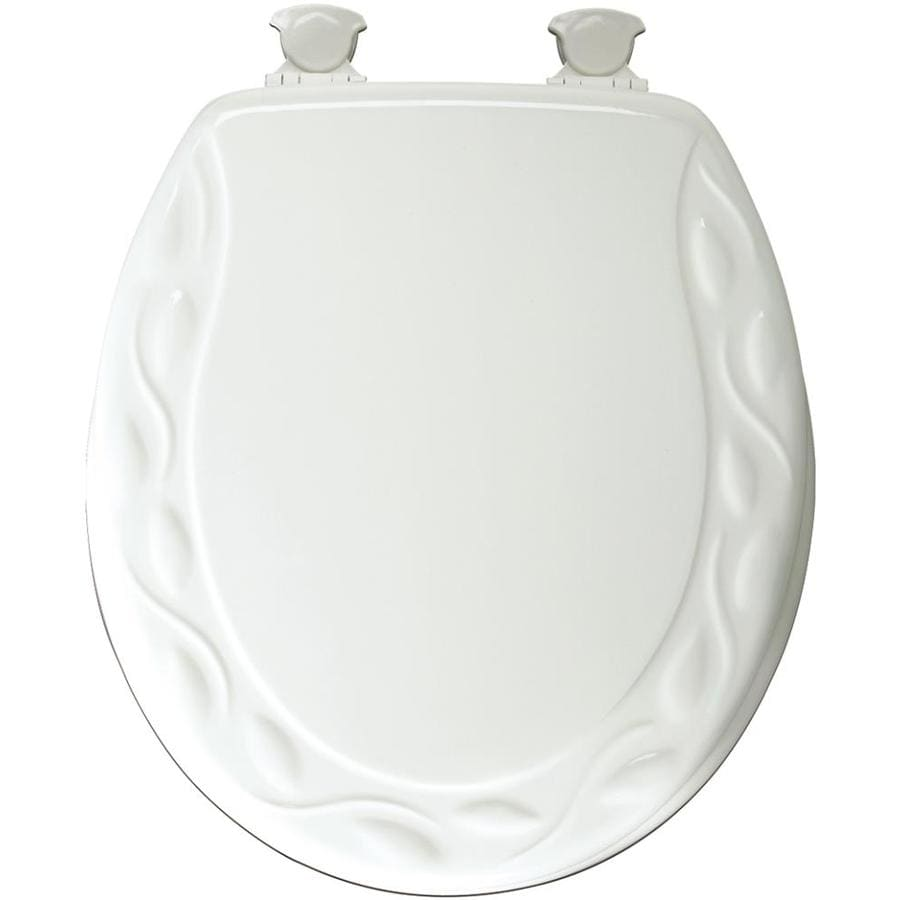 Church Wood Round Toilet Seat